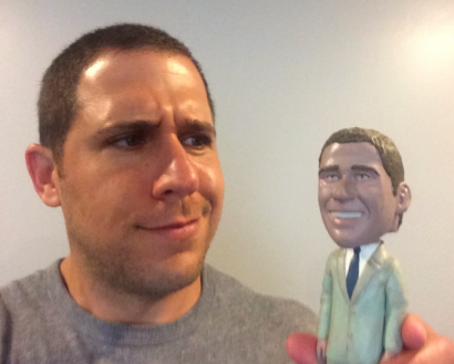Me and my bobblehead